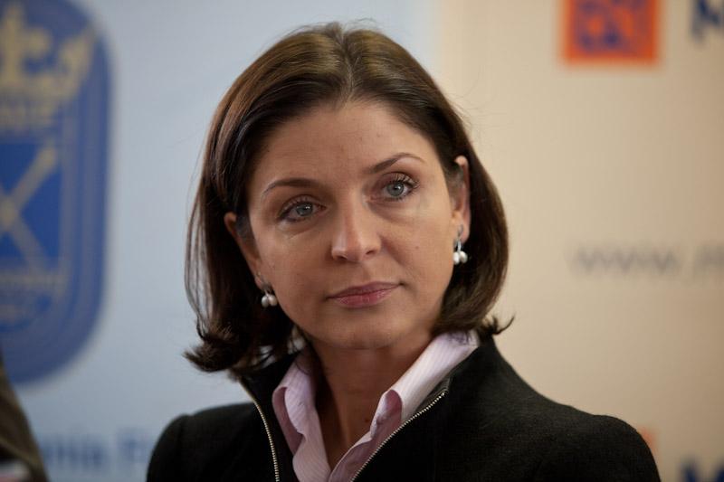 Joanna Mucha o ZIO w Krakowie