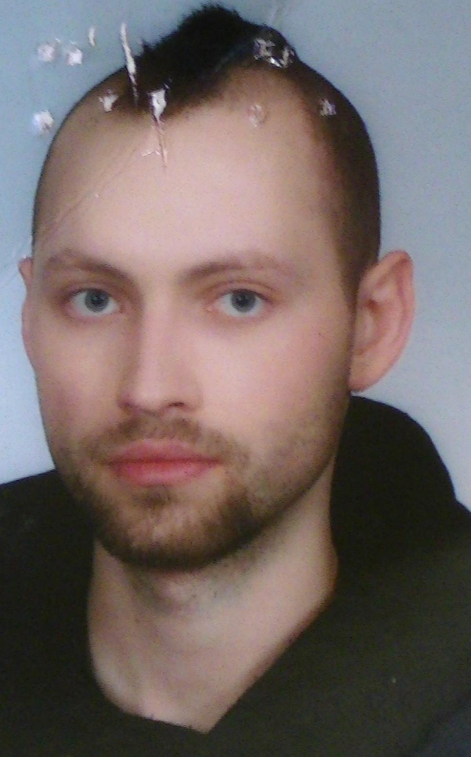 Policja w Krakowie poszukuje zaginionego: Przemysław Wojcinowicz, 25 lat