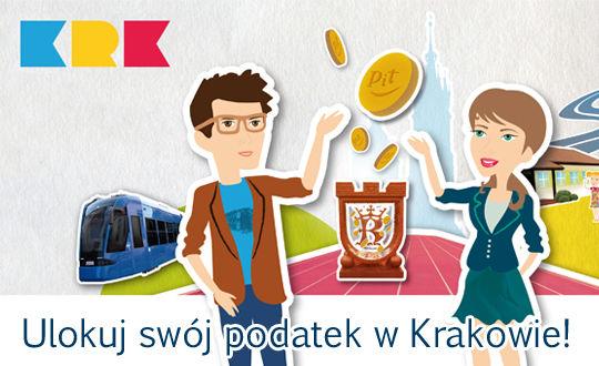 Zapłać podatek w Krakowie