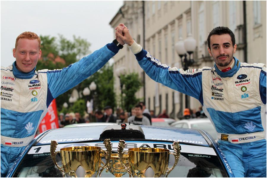 Subaru Poland Rally Team rozpocznie sezon w Wieliczce