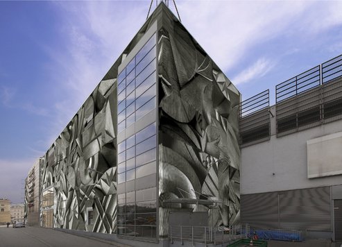 Nowe Oblicze Galerii Krakowskiej: Międzynarodowy konkurs MALL WALL ART na mural ściany Galerii Krakowskiej rozstrzygnięty!