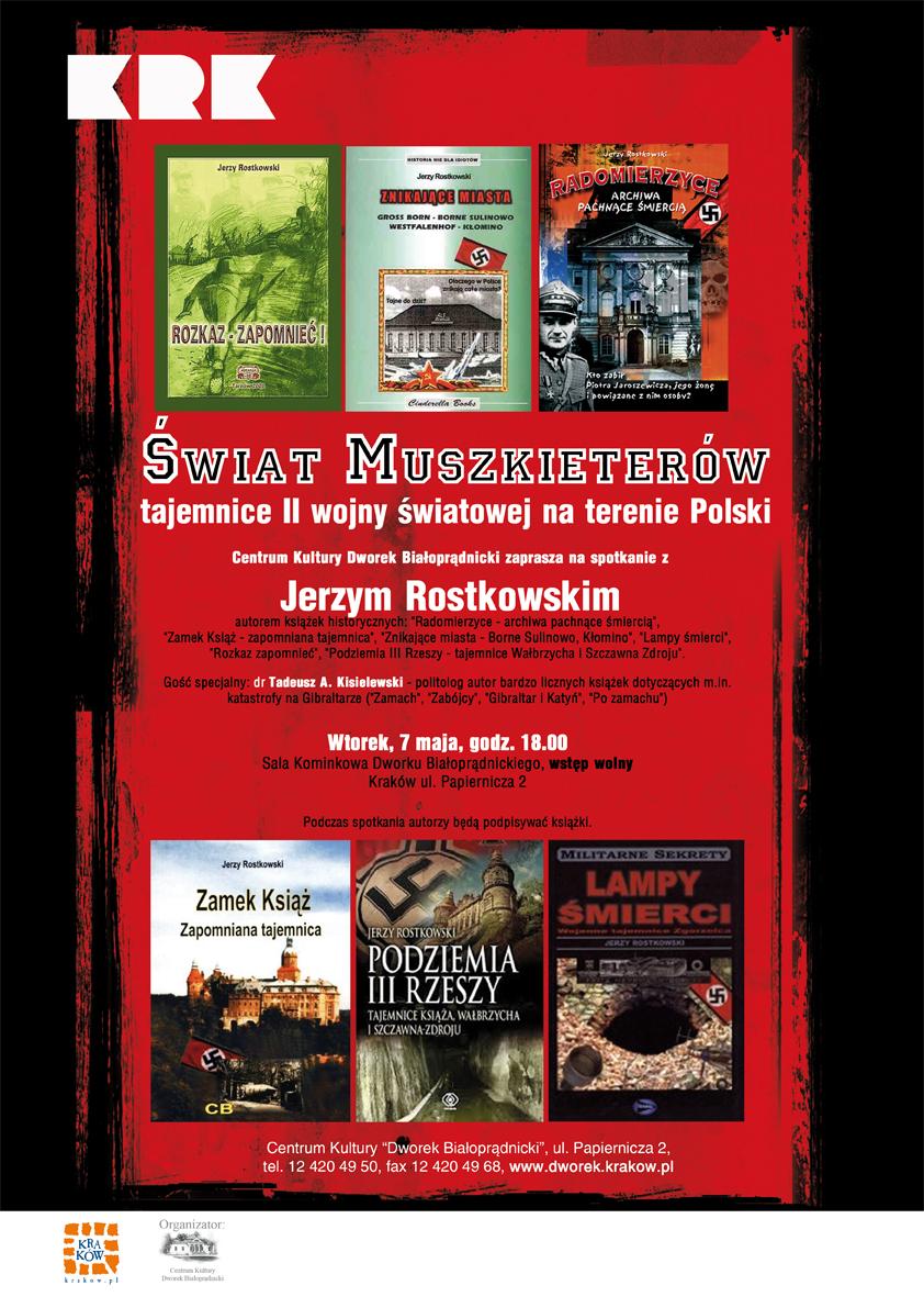 Muszkieterowie ? na tropie polskich tajemnic II wojny światowej