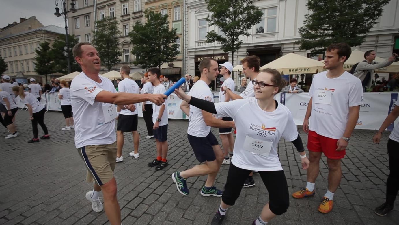 2000 zgłoszeń do Krakow Business Run