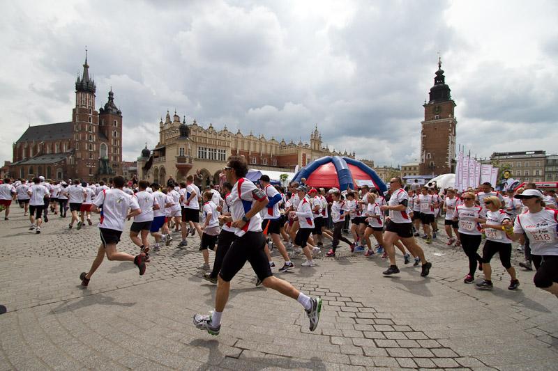 Cracovia INTERRUN 2013 [ zdjęcia ]