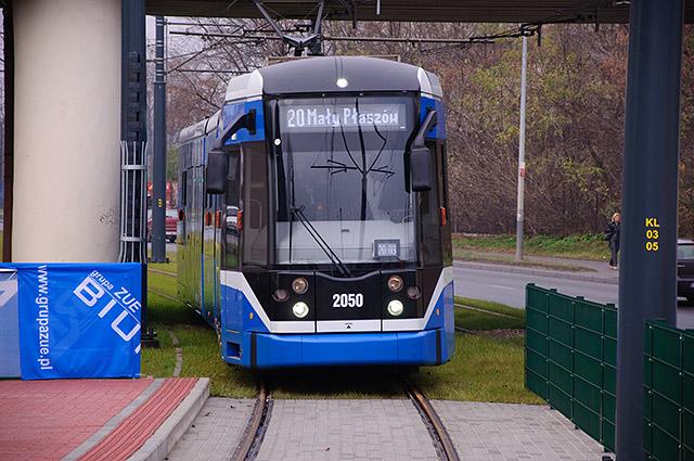 Czas na szybki tramwaj do Górki Narodowej