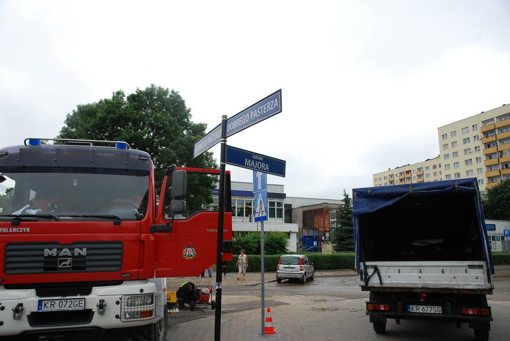 MAŁOPOLSKA PO DESZCZACH - Prognoza dla Krakowa [ zdjęcia ]