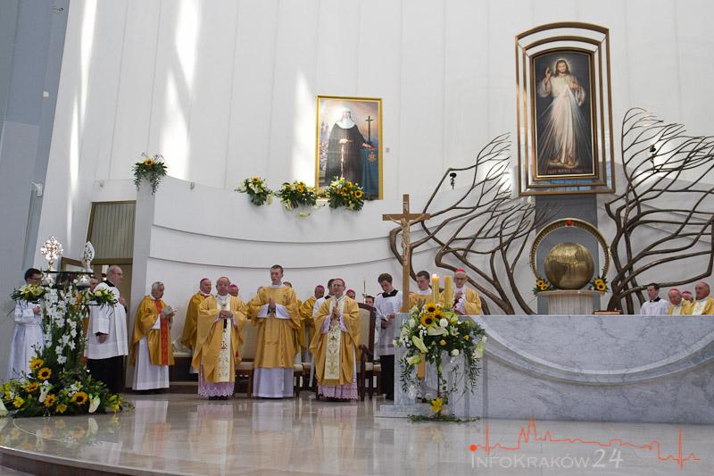 Dwie nowe błogosławione na ołtarzach w Krakowie [ zdjęcia ]