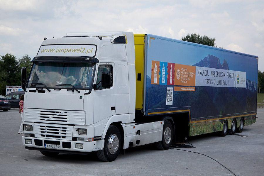 Mobilne Muzeum JP II podróżuje po Europie