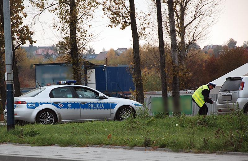 Dąbrowa Tarnowska. Kierujący przekroczył dozwoloną prędkość o 114 km/h. Stracił prawo jazdy