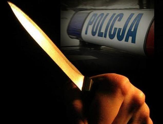 19-latka groziła nożem taksówkarzowi