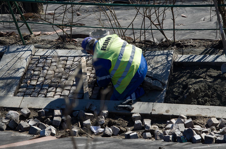 Rusza program budowy chodników