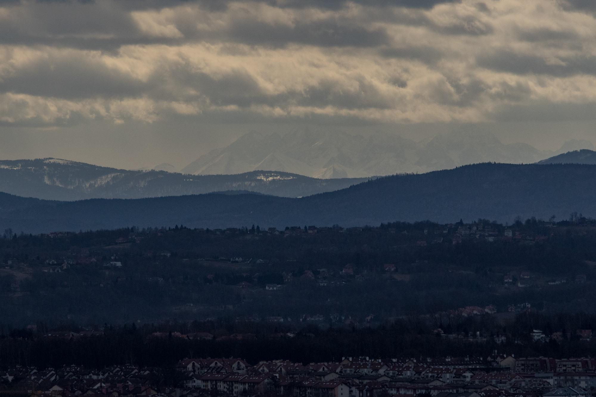 Po smogu ani śladu. Piękne widoki z Krakowa [zdjęcia]