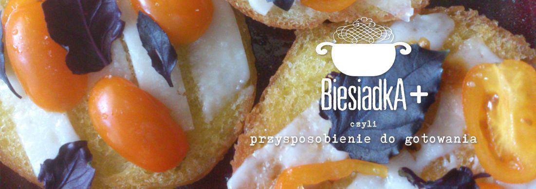 Biesiadka+, czyli gotuj z nami! [zaproszenie]