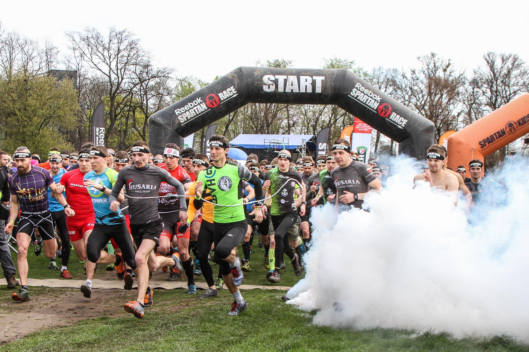 Spartan Race w Krakowie otwarł sezon [zdjęcia]
