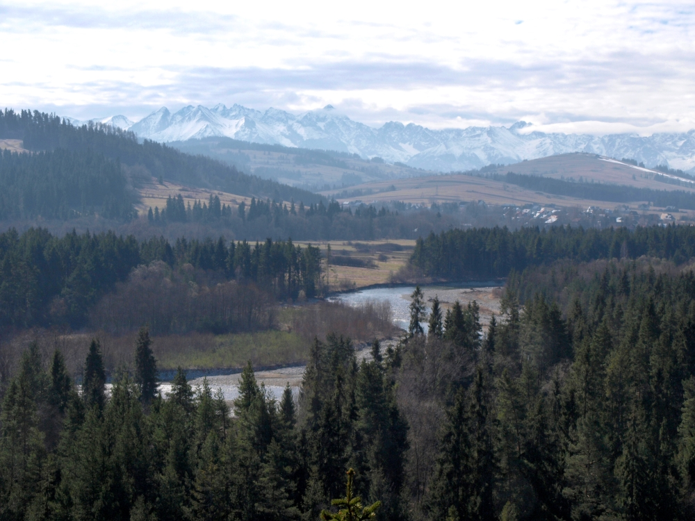 Niezwykły przełom ? najpiękniejsze miejsce pod Tatrami
