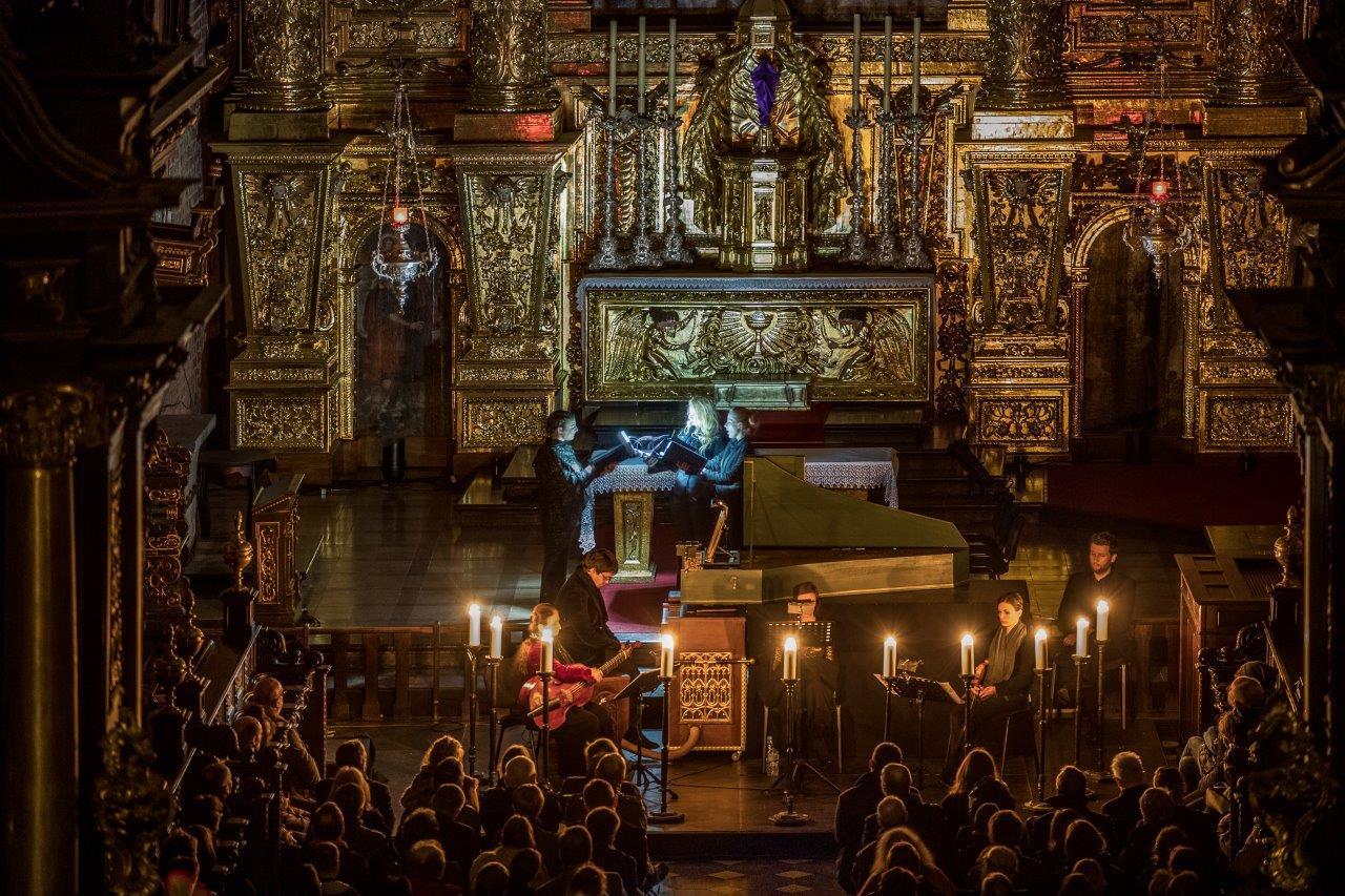 Muzyczny przepych baroku olśniewał w Krakowie