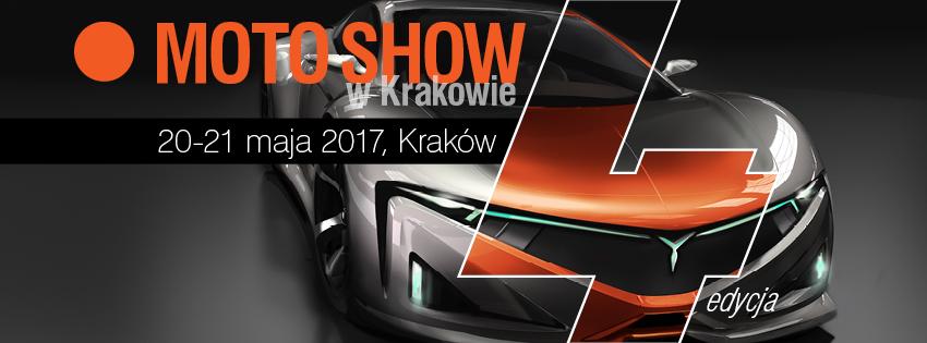 MOTO SHOW w Krakowie 2017 - poznaj moc czterech motoryzacyjnych żywiołów