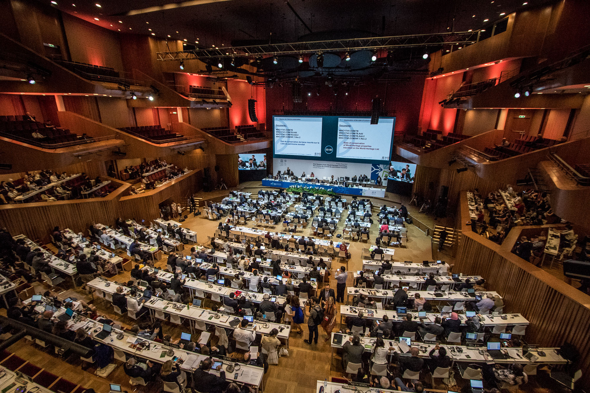 41. sesja UNESCO dobiegła końca
