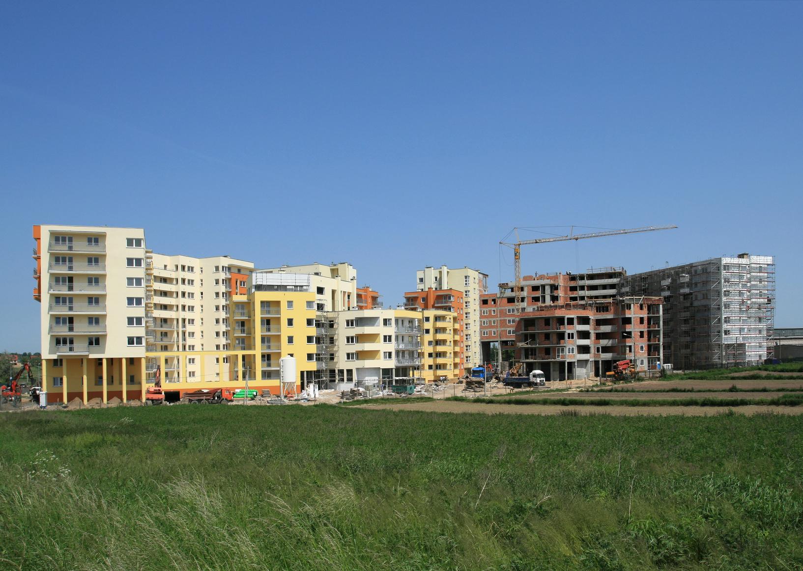 Fajny Dom ? nowoczesne osiedle w Krakowie