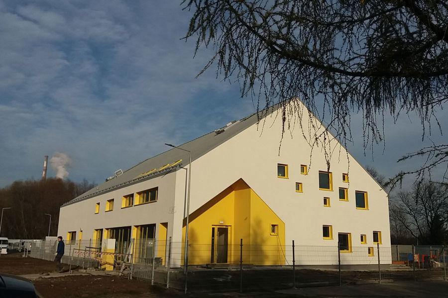 Żłobek w Małym Płaszowie: trwają prace wykończeniowe