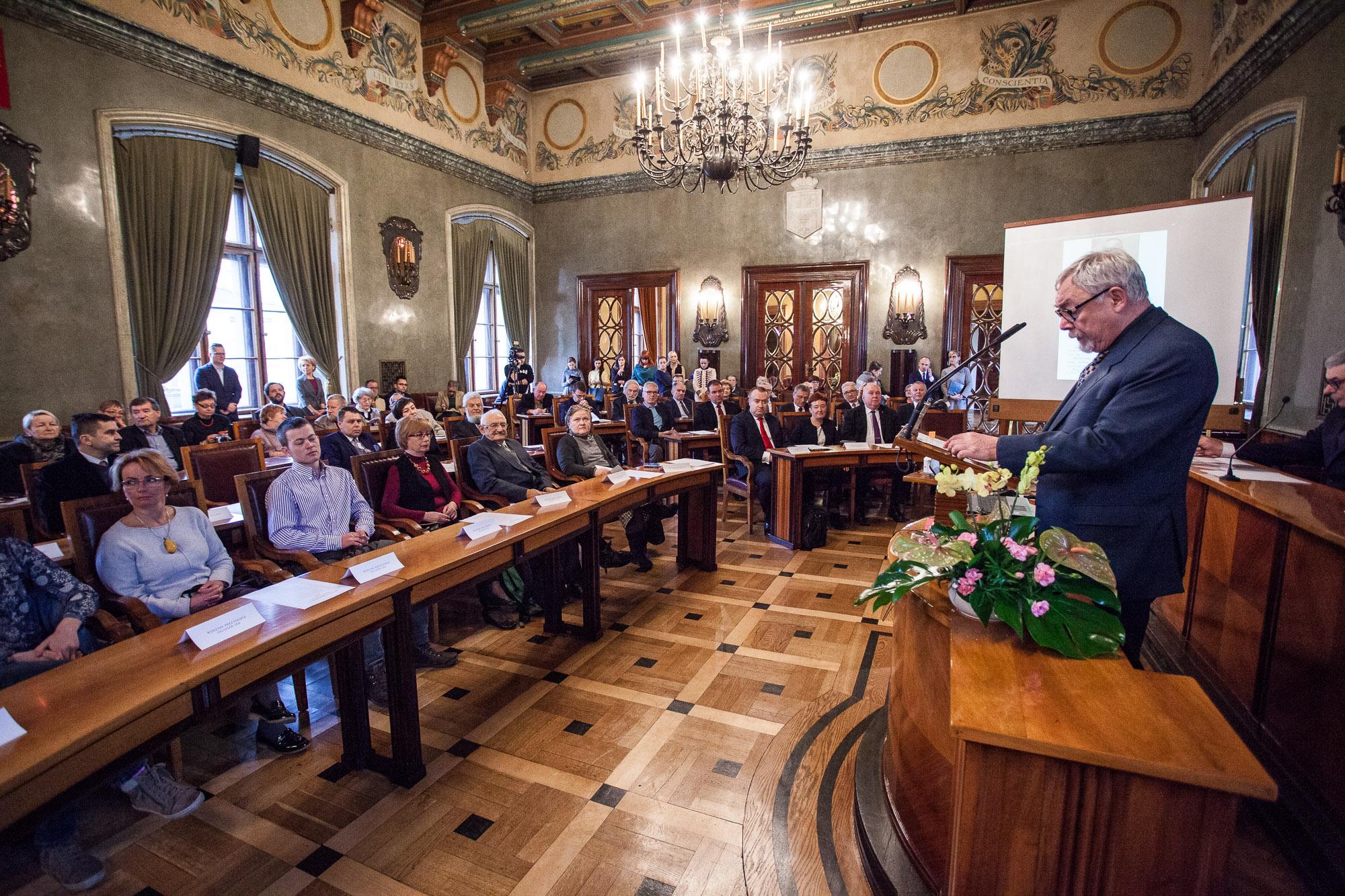 ?Prezydent Juliusz Leo i Kraków jego czasów? - konferencja w magistracie