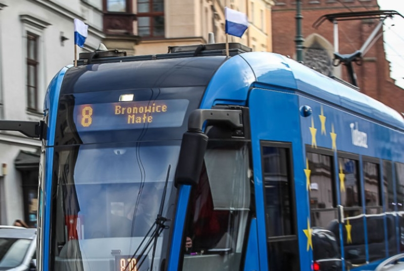 Muzyczny tramwaj pojedzie przez miasto