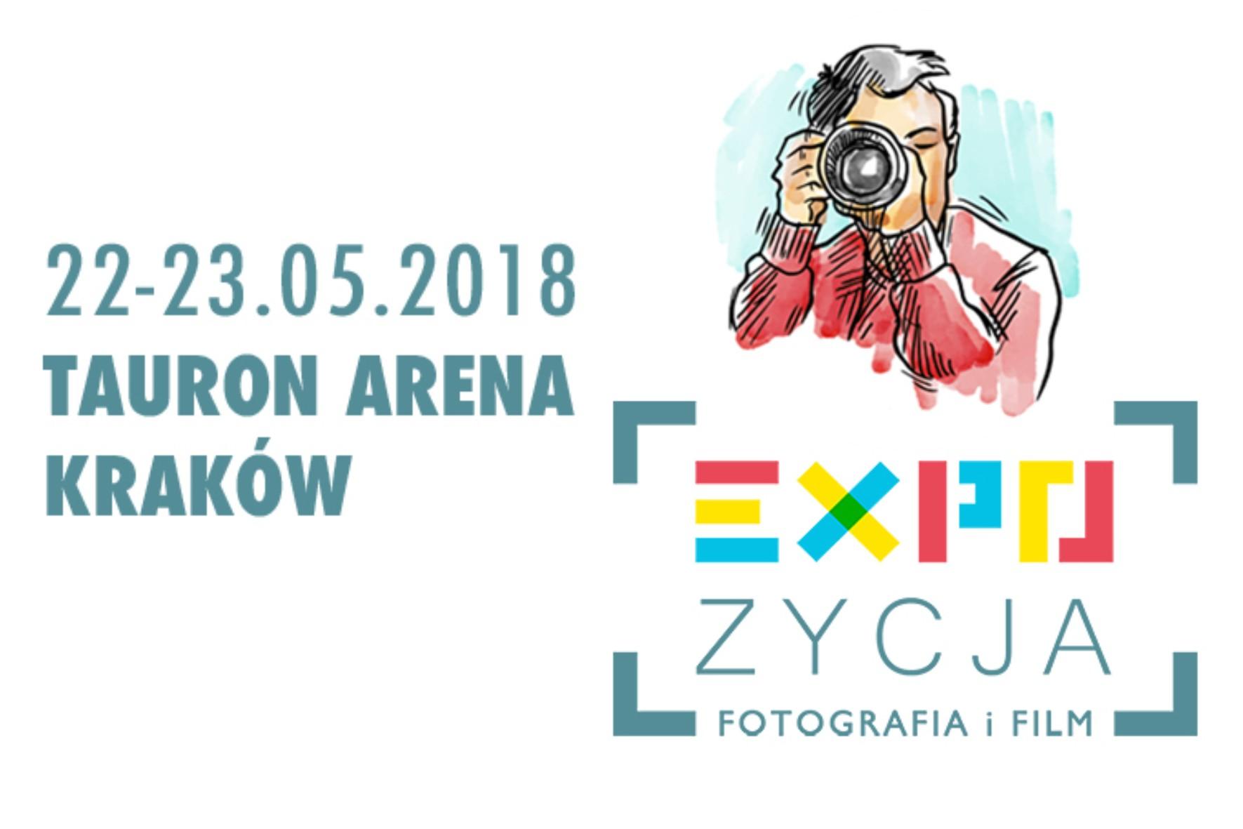 EXPOzycja - dla pasjonatów fotografii i video w TAURON Arena Kraków