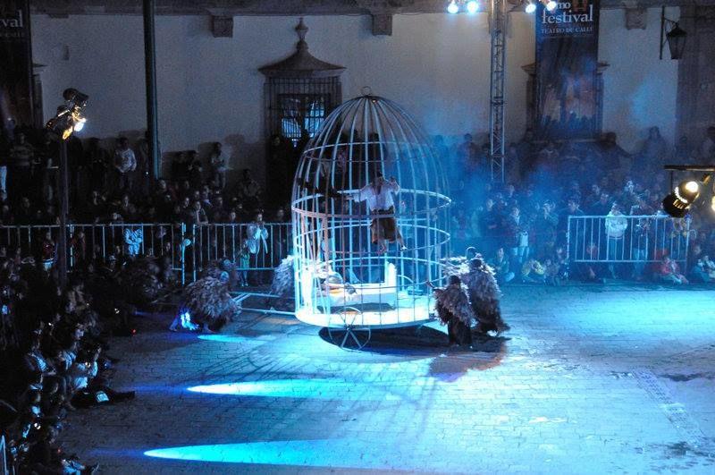 Premiera spektaklu plenerowego Teatru KTO