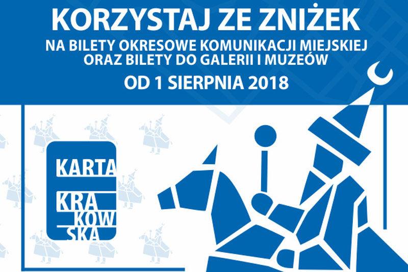 Karty Krakowskie trafiają już do mieszkańców