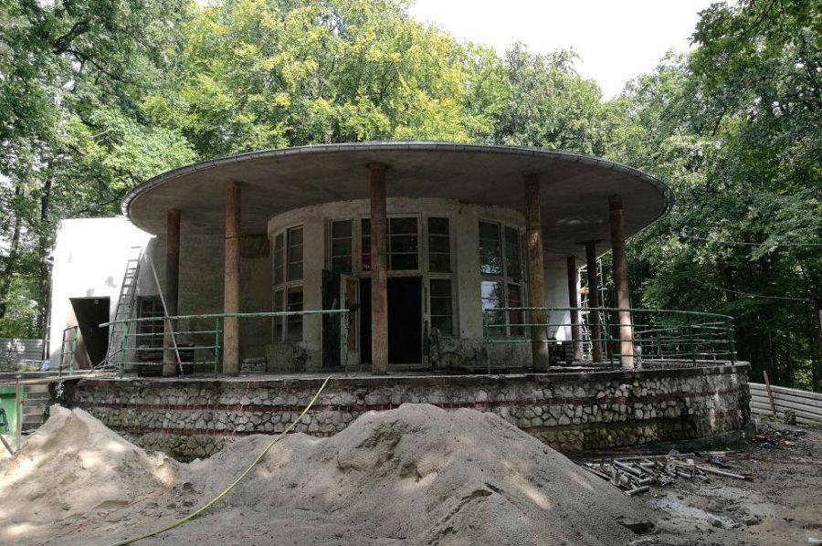 Ośrodek edukacji ekologicznej powstaje w Lesie Wolskim