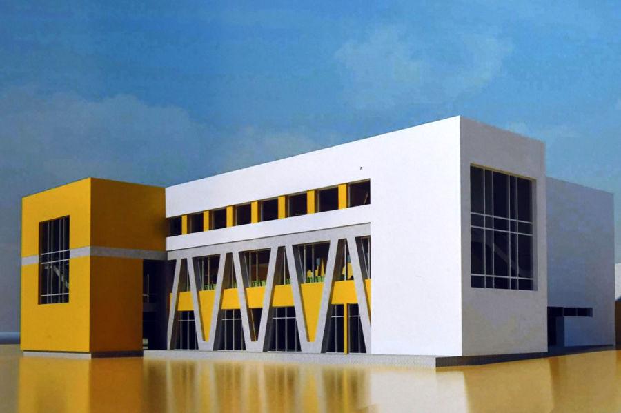 Szkoła przy ul. Pszczelnej zyska nową halę sportową