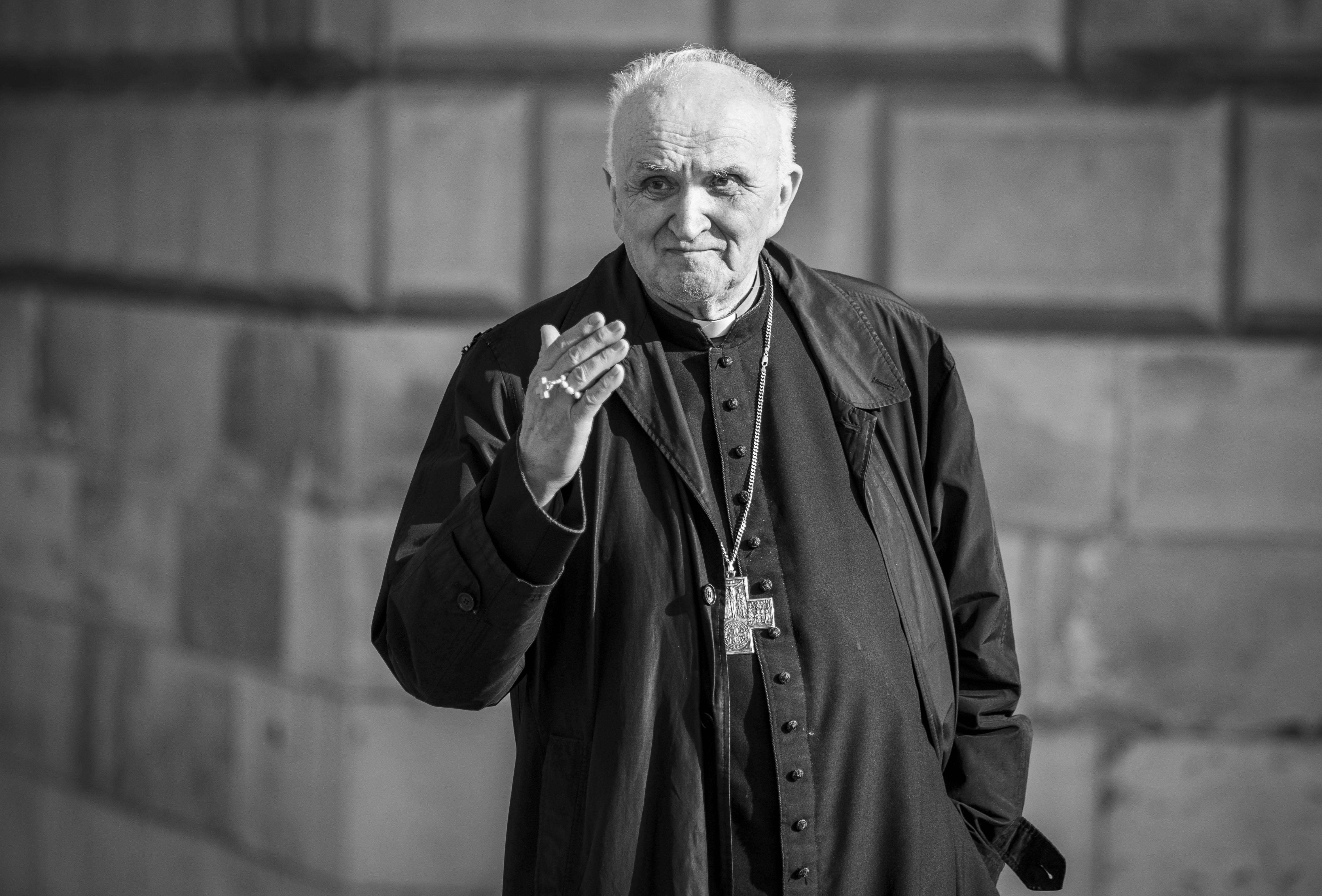 Zmarł ks. Janusz Bielański