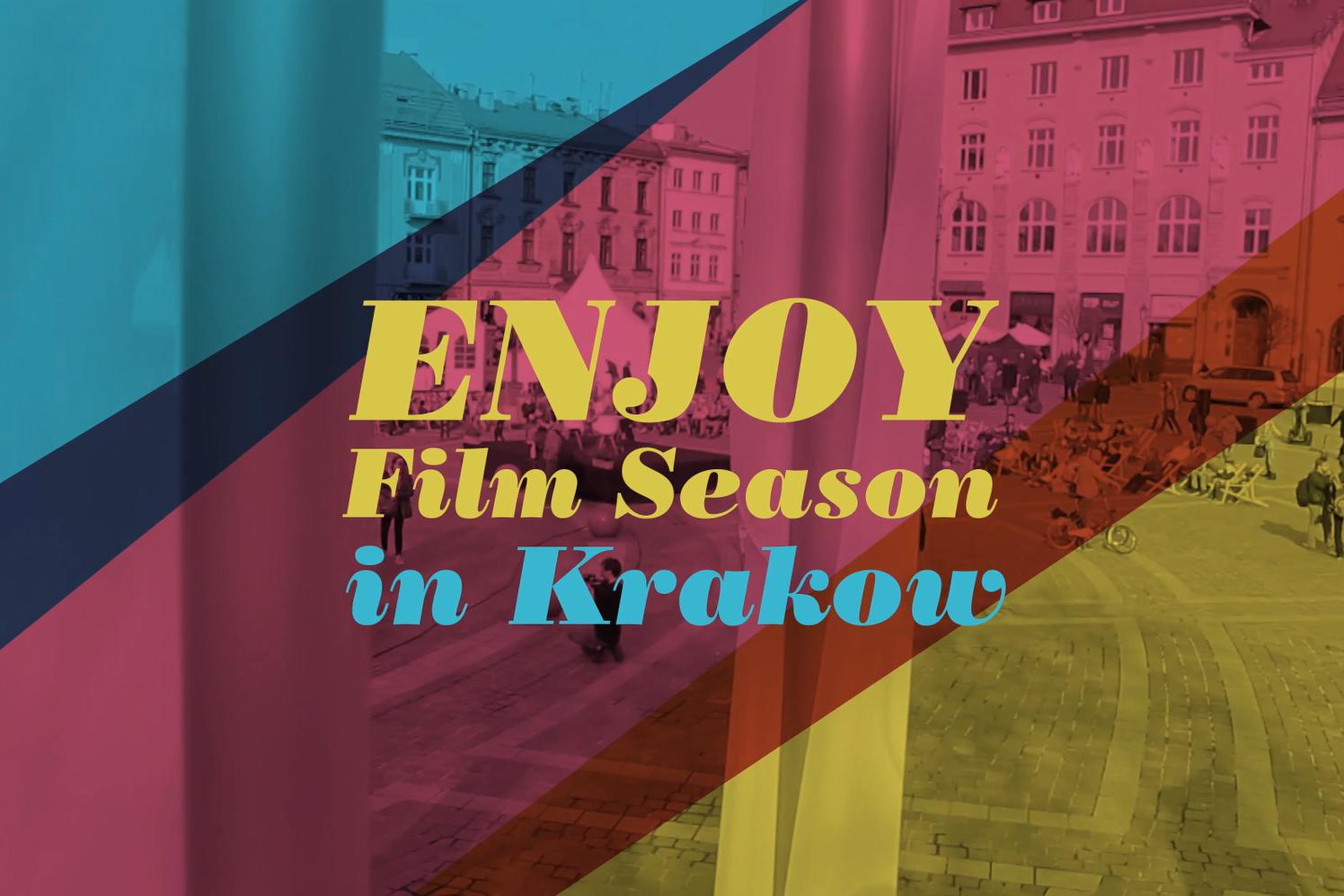 Kraków w filmie, film w Krakowie