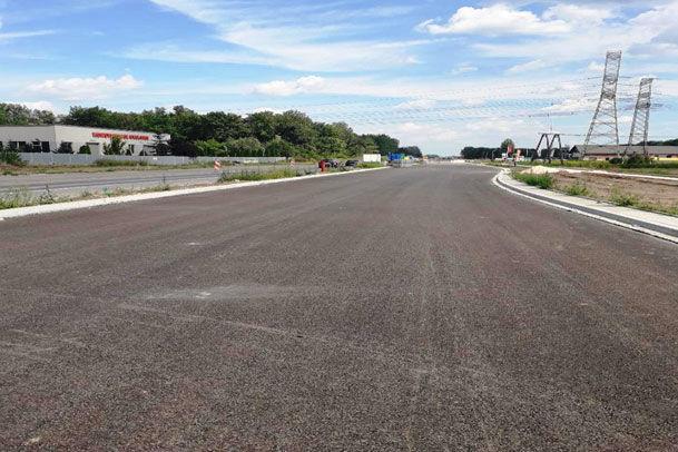 Nowy odcinek ulicy Igołomskiej już prawie gotowy