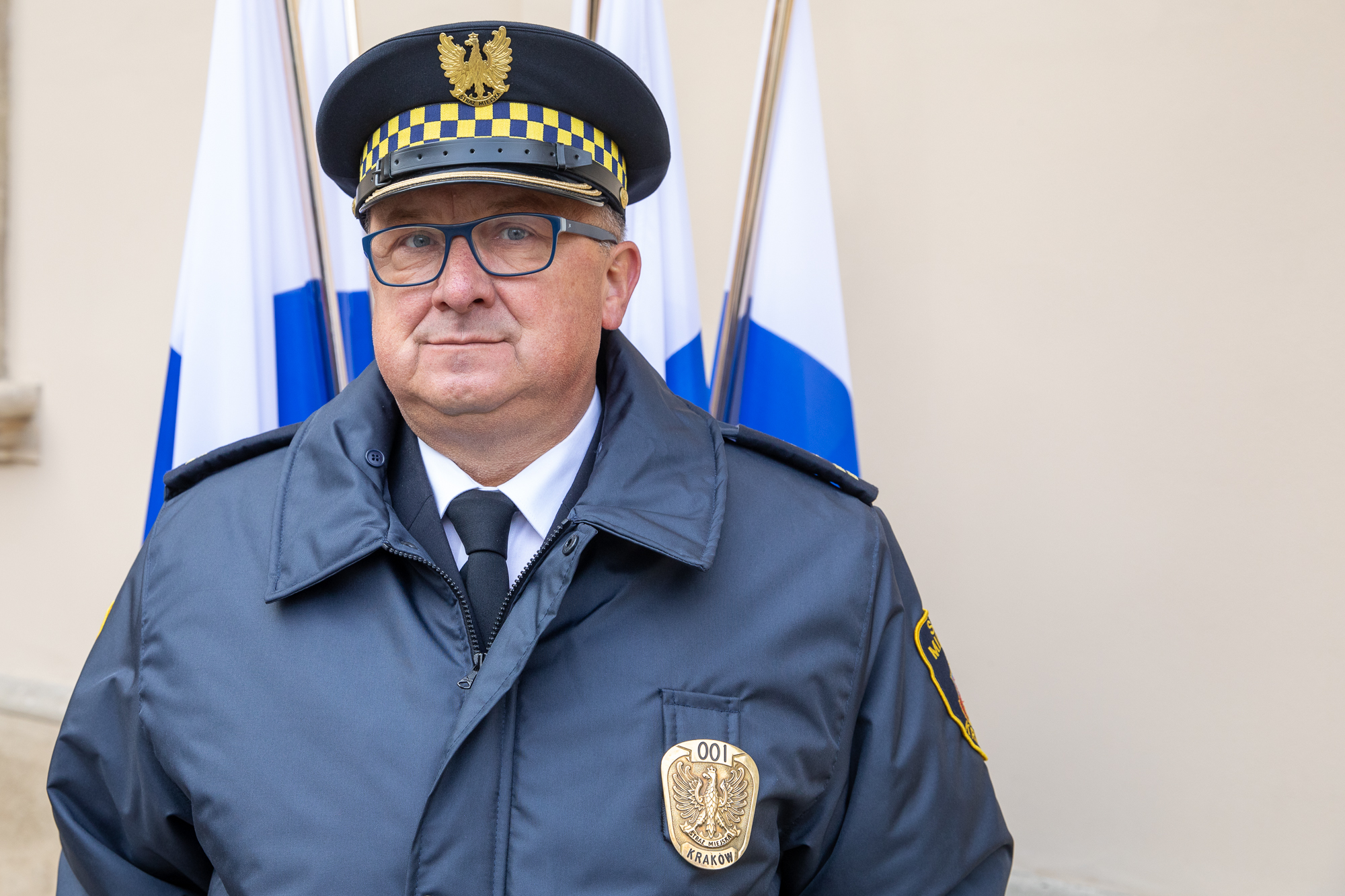 Nowy komendant Straży Miejskiej