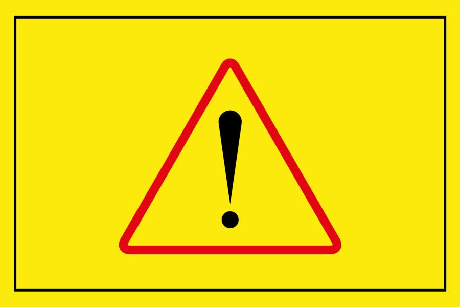 Uwaga na gęste mgły! Kolejne ostrzeżenie