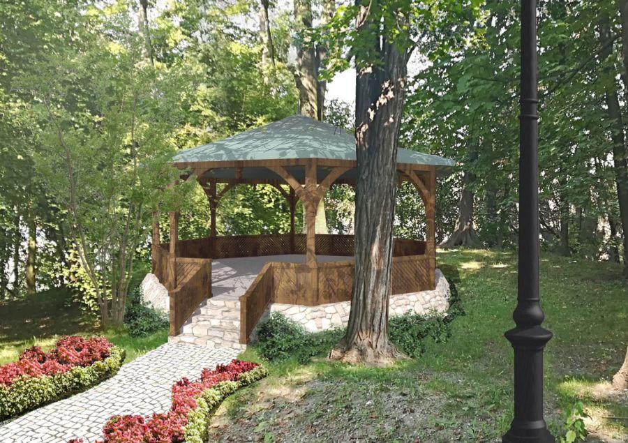 Park Bednarskiego czeka rewitalizacja