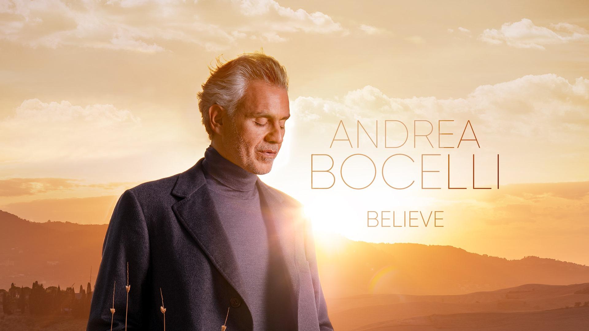 Andrea Bocelli wydaje nową płytę!