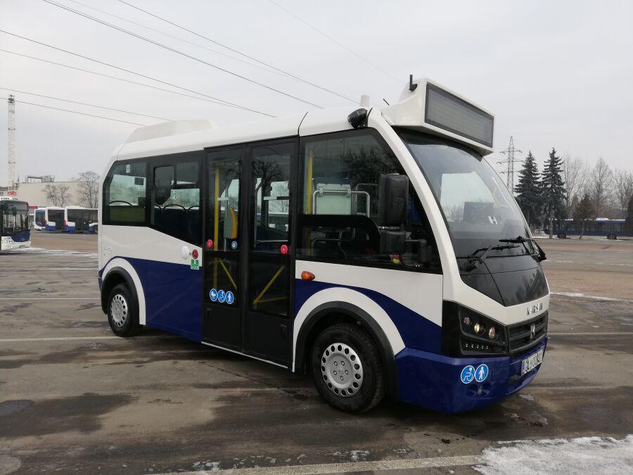 Dwa miniautobusy Karsan dotarły do Krakowa