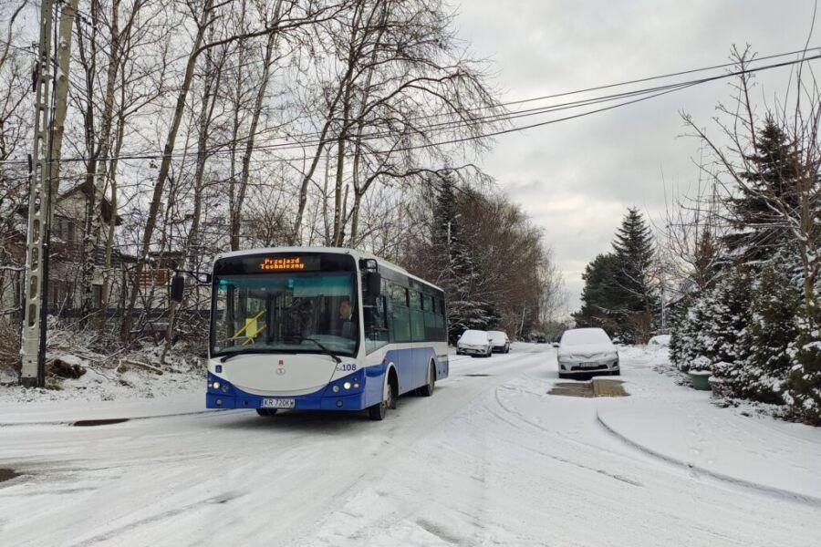 Nowa linia autobusowa połączy Kliny Poranne z Borkiem Fałęckim