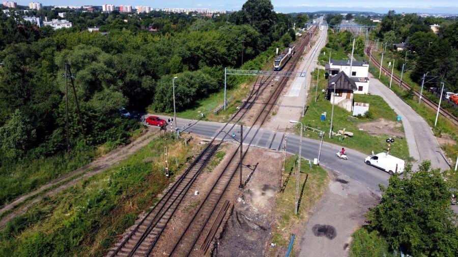 Zamknięcie przejazdu kolejowego na ul. Półłanki