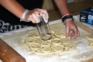 produkcja ciasteczek fasolowych