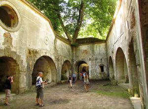 Fort Twierdzy Przemyśl 1